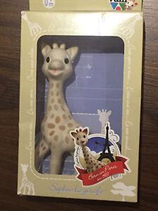 Sophie la Girafe Vulli the Giraffe Teether