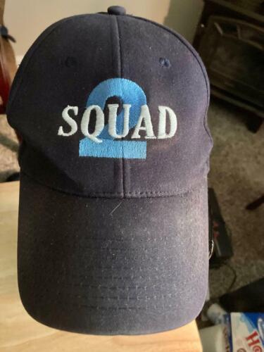 CHICAGO FIRE DEPT. SQUAD 2 BALL CAP