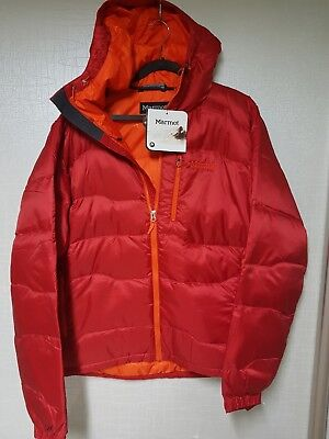 Marmot Ama Dablam 800fill Down Jacket Best for Packing Red,Blue,Green Men's
