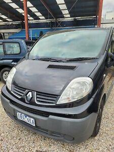 2014 Renault Trafic L1H1 MY11 2.0 DCI SWB Black 6 Speed Automatic Van Lilydale Yarra Ranges Preview