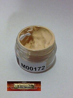 M00172 MOREZMORE Genesis Heat-Set Paint FLESH 08 Trial Size Doll Baby A60