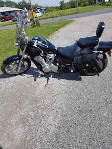 2004 Honda Shadow VLX 600