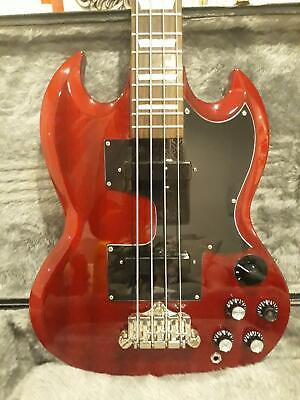 Epiphone / Gibson Custom Hybrid EB-3 Bass w/ Active Gibson RD Special Pickups