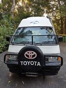 1988 Toyota hi ace campervan for sale. Immaculate condition Albany Creek Brisbane North East Preview