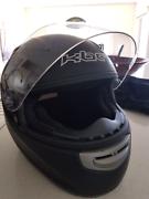 KBC Motorcycle helmet Newborough Latrobe Valley Preview