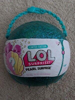 Lol Surprise Pearl Surprise Limited Edition Mermaid Lol Big   Lil Sis