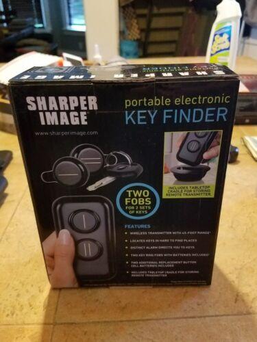 sharper image key finder
