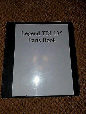 Landini Legend Tdi 135 Parts Manual