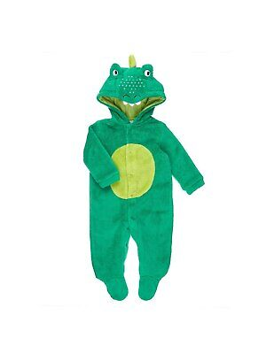 John Lewis Baby Dress Up Crocodile One Piece / Green 6-9 Months Free P&P - John Lewis Baby Kostüm
