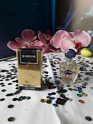 SHALIMAR GUERLAIN EDT Miniature Mini 5ml  New Box