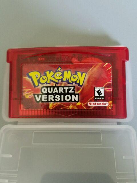 Ruby hack: [100% Full Release] Pokémon Quartz - The ...
