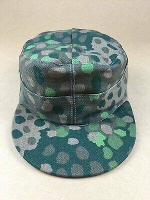SIZE XL WW2 WWII GERMAN ELITE DOT44 PEAS CAMO FIELD SOLDIER CAP MILITARY HAT](Ww2 German Hats)