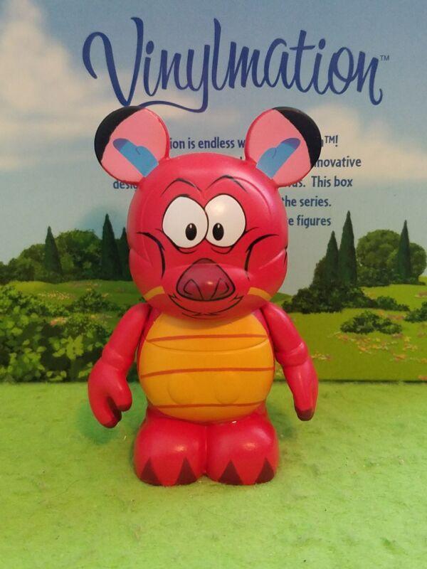 "DISNEY Vinylmation 3"" Park Set 1 Animation Mushu Dragon from Mulan"