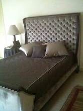 Florentine vevet queen size bed , special sale save $2000 limited Jeparit Hindmarsh Area Preview