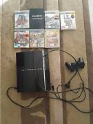 Playstation 3 + Games + Controller Redcliffe Redcliffe Area Preview