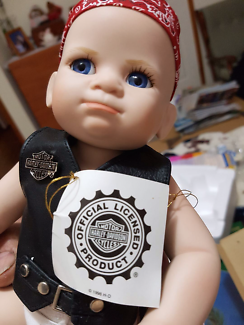 Harley Davidson Collector doll