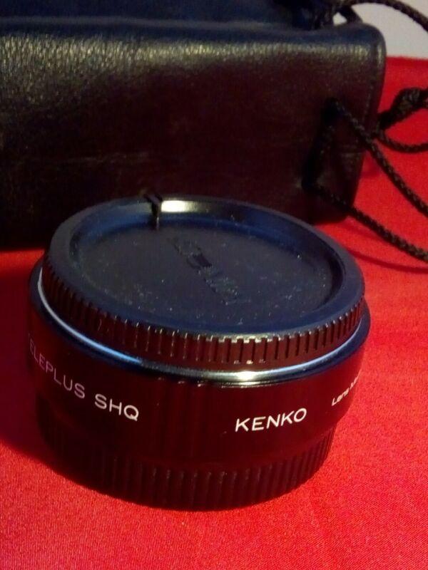 Kenko Mx-AF/Sony A 1.5X Teleplus SHQ Teleconverter