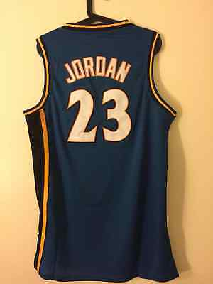 Nba Washington Wizards Away Michael Jordan 23 Throwback Swingman Men Jersey