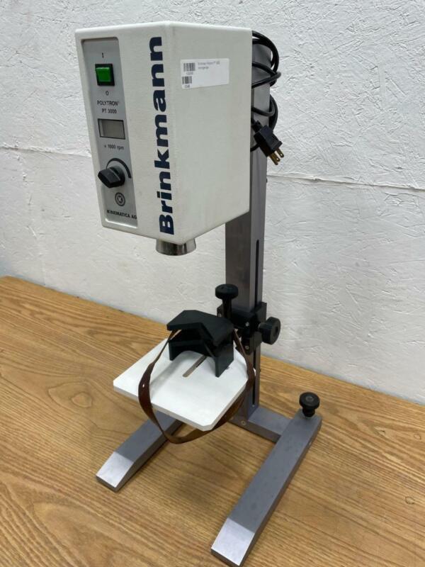 Brinkman Polytron Pt-Mr 3000 Kinematica Homogenizer, Laboratory Mixer