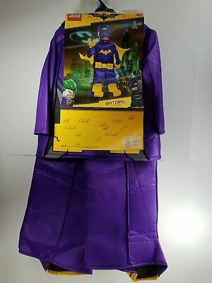 Lego Batman Halloween-kostüm (Halloween Costume Girl Lego Batman Batgirl Size L 10-22 Fantasy Dress Up GK)