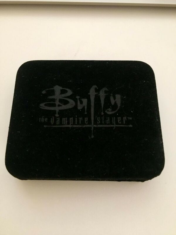 Buffy the Vampire Slayer Factory X Prop Replica Cross Rare Item *READ*