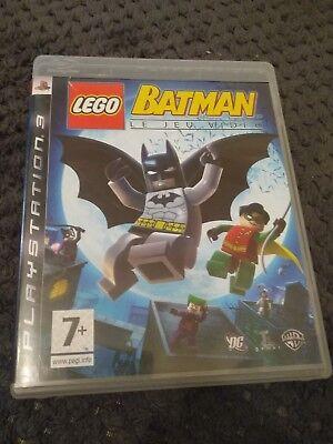LEGO BATMAN jeux vidéo playstation 3 PS3