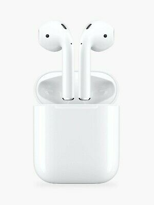 APPLE AirPods with Wireless Charging Case (2nd generation) - White.