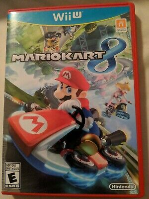 Mario Kart 8 (Nintendo Wii U, 2014) Luigi Switch Double Dash