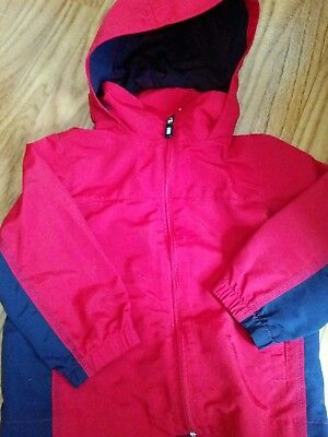 - Lands' End Boys Fall/Spring Jacket - Size 4 S