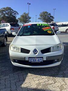 2007 Renault Megane X84 MY06 Upgrade Expression 4 Speed Automatic Sedan