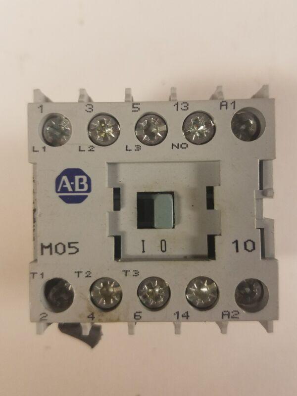 ALLEN BRADLY M05NZ*3 Series A Contactor