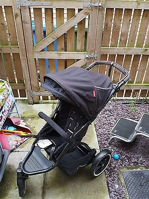 Phil ans Teds pushchair