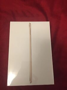 Brand new sealed iPad mini with lte 128G gold
