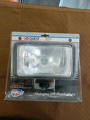 Carquest 100 watt black off road light LTG 64541-5