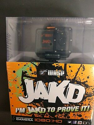 NEW WASP 9903 JAKD CAMERA ACTION SPORTS WATERPROOF CAMERA WASPCAM