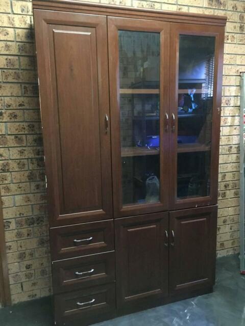 Showcase Cabinet/display/storage | Cabinets | Gumtree ...