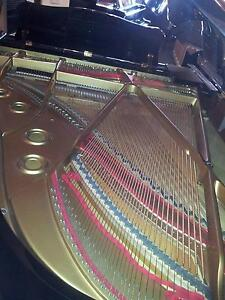 Yamaha C3EPE 186cm Concert Grand Full Factory Renewal Maylands Norwood Area Preview