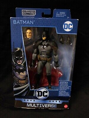 DC Multiverse Gotham City Gaslight Batman Brand NEW Figure Mib Moc Misp