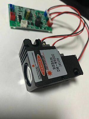 Rgb 500mw Thick Beam Bright-white Laser Moduleanalogue Modulation