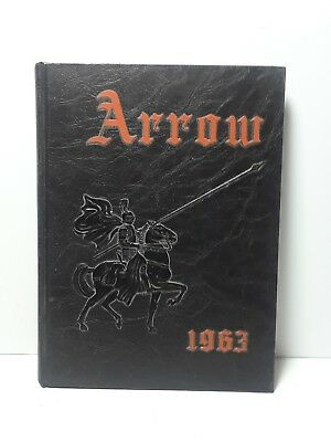 VTG 1963 East High School - Sioux City, Iowa - Arrow Yearbook