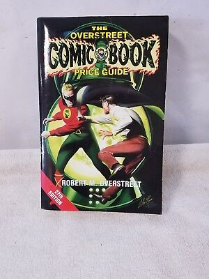 THE OVERSTREET COMIC BOOK PRICE GUIDE 27TH EDITION