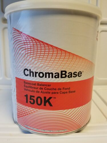 Cromax ChromaBase 150K Basecoat Balancer AXALTA Gallon