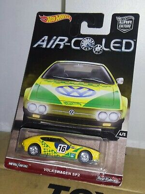 Sp2-serie (# 1/64 HOT WHEELS - VW VOLKSWAGEN SP2 (SERIE AIR COOLED) MISB DIECAST #)