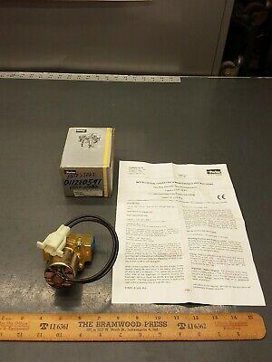 New Parker Skinner 24v Solenoid Valve 38 2 Way Nc 5-150psi Lc2rx23 2052334