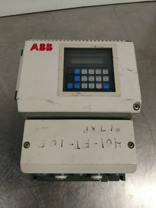 ABB Allen Bradley 50SM13A3DXD10AAHC2201 Magnetic Flowmeter Signal Converter 1D
