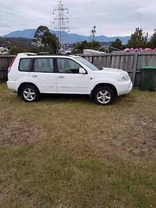 2003 nissan xtrail Claremont Glenorchy Area Preview