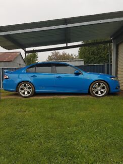2011 XR6 limited addition ford