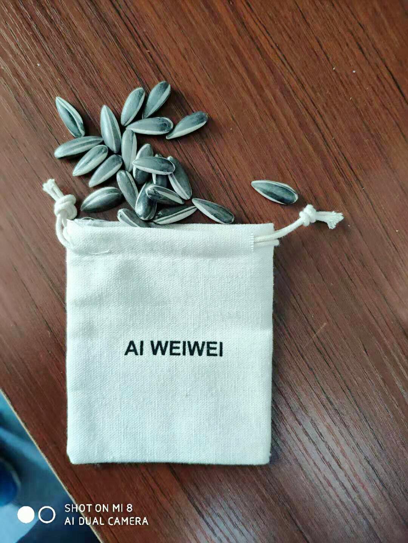 Купить Ai Weiwei Porcelain Sunflower Seeds LONDON TATE MODERN 50 pc free canvas bag