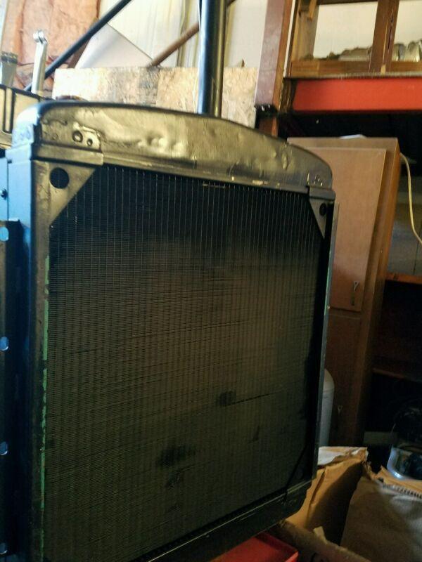 Cummins Large Newly Rebuilt Generator for a large Radiator
