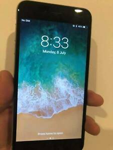 iPhone 6 Plus 16 GB Grey and Gold Excellent Condition Unlocked $230